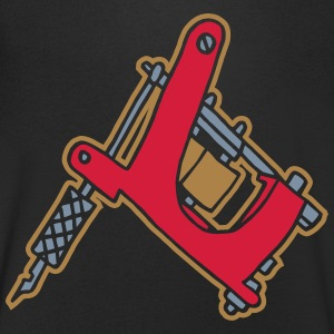 Tattoomaschine Tattoomachine tattoo machine Ink T-Shirts - Männer T-Shirt mit V-Ausschnitt