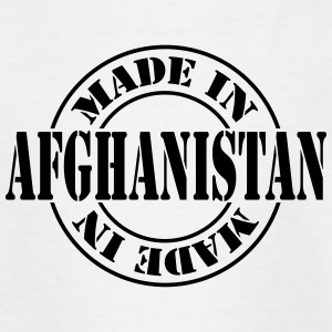 made_in_afghanistan_m1 Camisetas - Camiseta adolescente