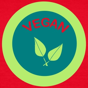 vegan2 T-Shirts - Frauen T-Shirt