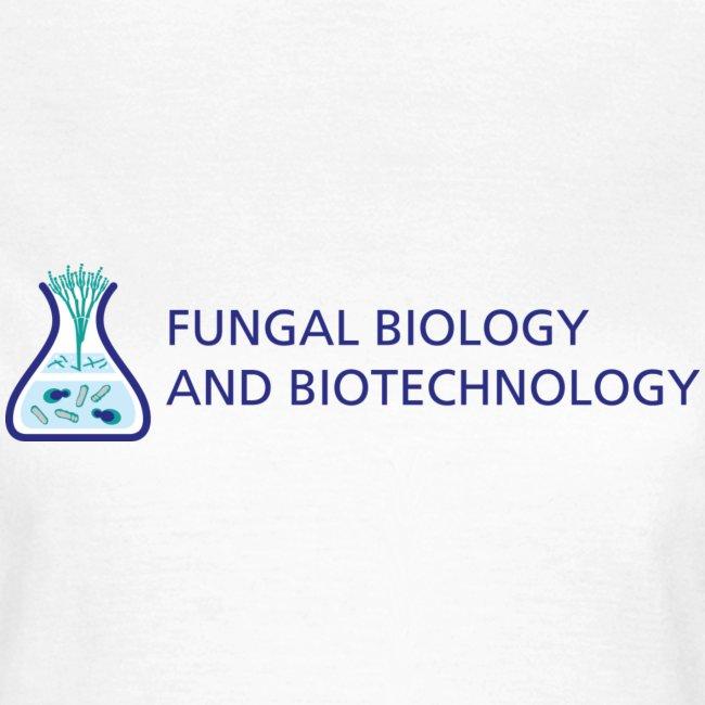 Fungal Biology and Biotechnology Women's T-shirt
