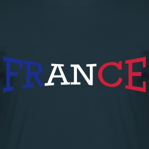 France 3 couleurs T-shirts - T-shirt herr