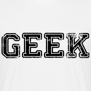 Geek used - T-shirt Homme