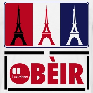 OBÈIR PARIS  - Herre-T-shirt