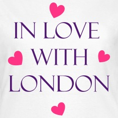 In Love With Lodon T-Shirts
