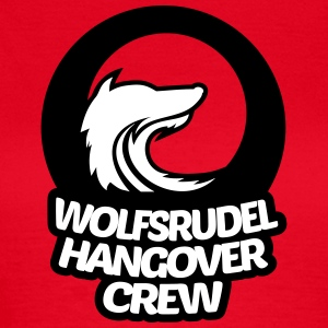 Hangover Crew, Team Hangover, Party, JGA T-Shirts - Frauen T-Shirt