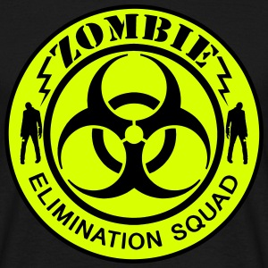 zombie_elimination_squad T-Shirts - Men's T-Shirt