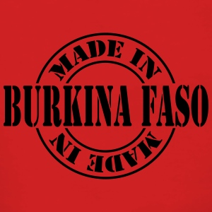made_in_burkina_faso_m1 Felpe - Felpa con zip premium da donna
