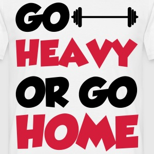Go Heavy T-Shirts - Men's T-Shirt