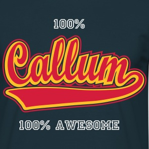 Callum - Personalise a t-shirt with your name. T-S - Men's T-Shirt