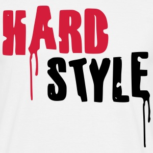 Hardstyle T-shirts - T-shirt herr