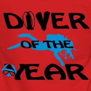 Diver of the year Pullover & Hoodies - Frauen Premium Kapuzenjacke