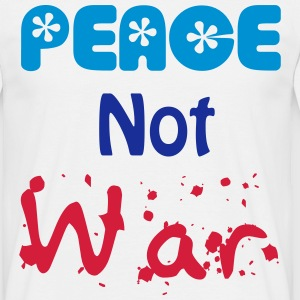 Peace T-shirts - Herre-T-shirt