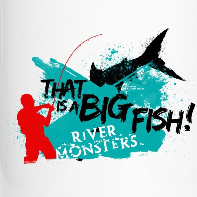 River Monsters Travel Mug