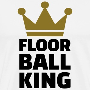 Floorball king T-Shirts - Männer Premium T-Shirt