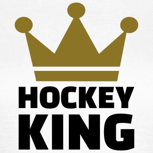 Hockey King T-Shirts - Frauen T-Shirt