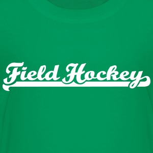 Field Hockey T-Shirts - Kinder Premium T-Shirt