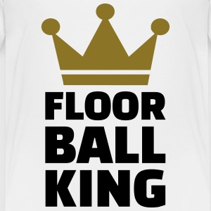 Floorball king T-Shirts - Kinder Premium T-Shirt