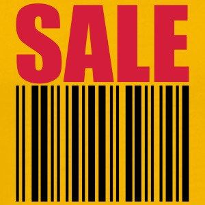 Bar code for sale sale reduced percentages T-Shirts - Men's Premium T-Shirt