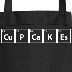 cupcake elements  Aprons - Cooking Apron