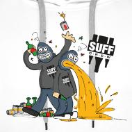 Design ~ Suff Crew Caricature Hoodie