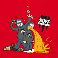 Design ~ Suff Crew Caricature T-Shirt