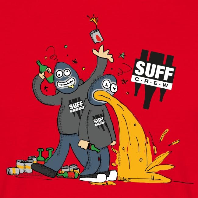 Suff Crew Caricature T-Shirt