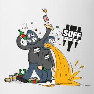 Design ~ Suff Crew Caricature Mug