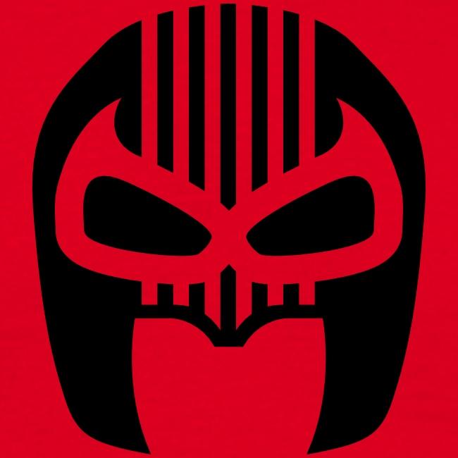 Snuff Crew Mask T-Shirt Standard red
