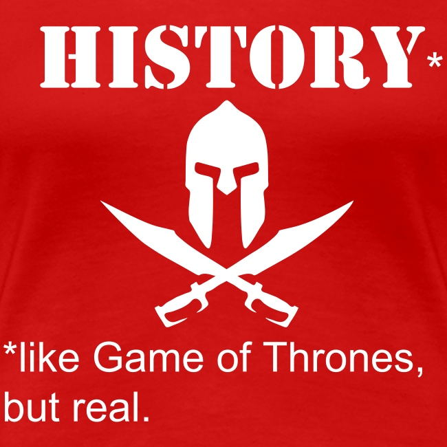 Like Game of Thrones... F