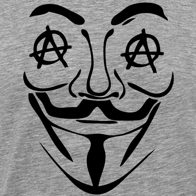 Anonymous oeil anarchy