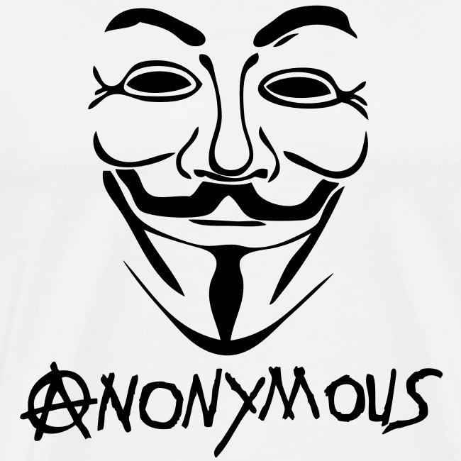 Anonymous  Le A en logo Anarchy