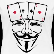 Motif ~ Anonymous carré d'AS