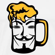 Motif ~ Anonymous dans une biere