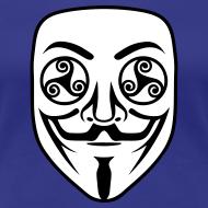 Motif ~ Anonymous breton triskel