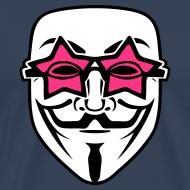 Motif ~ Anonymous lunette de stars