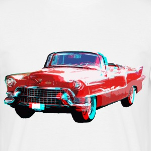 3D Cadillac Tee shirts - T-shirt Homme