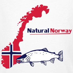 Natural Norway T-Shirts - Männer Bio-T-Shirt
