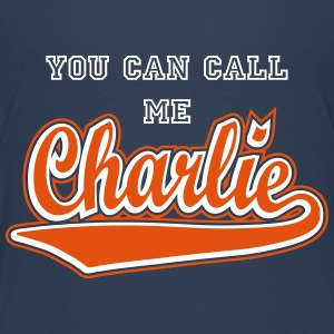 Charlie - Personalise a t-shirt with your name. Sh - Kids' Premium T-Shirt
