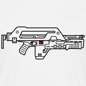 Pulse rifle - Men's T-Shirt