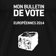 Motif ~ T-SHIRT premium homme européennes 2014