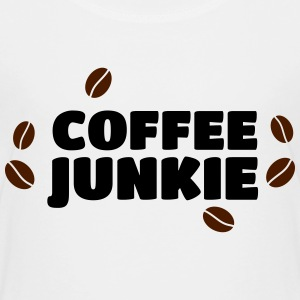 coffee junkie Shirts - Kids' Premium T-Shirt
