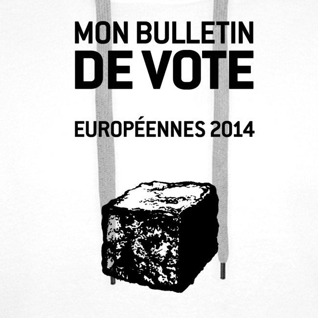 SWEAT à capuche homme européennes 2014
