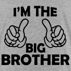 i am the big brother Shirts