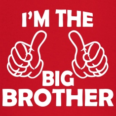 i am the big brother Long Sleeve Shirts