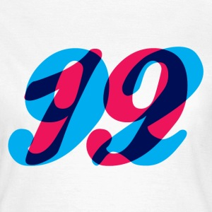 birthday born in 1992 Tee shirts - T-shirt Femme