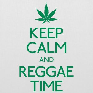 Keep Calm and Reggae bevar roen og reggae Tasker & rygsække - Mulepose