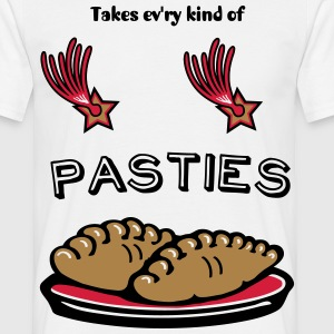 Pasties - An International Guide T-Shirts - Men's T-Shirt