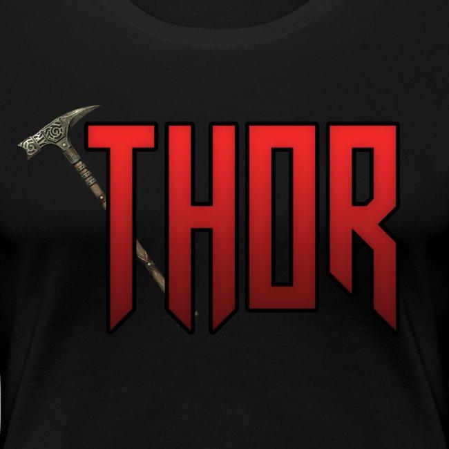 Ladies Thor T-Shirt