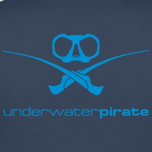 Underwater Pirate - Männer Premium T-Shirt