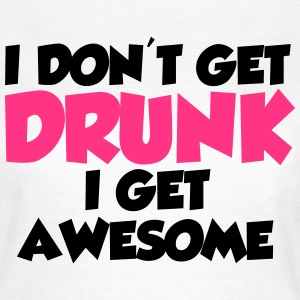 Get Awesome  Tee shirts - T-shirt Femme